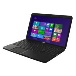 Refurbished Grade A2 Toshiba Satellite C850D-11K 4GB 500GB Windows 8 Laptop in Black