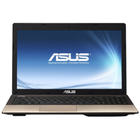 Refurbished Grade A2 Asus K55A 6GB 1TB Windows 8 Laptop in Brown