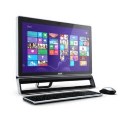 "A1 Refurbished ACER Aspire Z AZS600 G2030 23"" 4GB 1TB Windows 8 All-in-One"