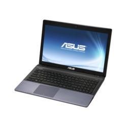 Refurbished Grade A1 Asus A55DR Quad Core 6GB 500GB Windows 7 Laptop in Black & Silver