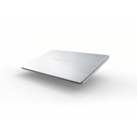 Refurbished Grade A1 Sony VAIO Fit 15 Core i7 8GB 750GB 15.5 inch Full HD Touchscreen Windows 8 Laptop in Silver