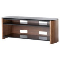 Alphason FW1100-W/B Finewoods TV Stand - Up to 50 Inch