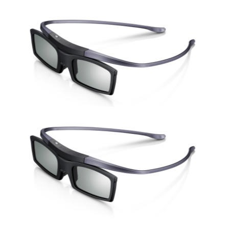 Samsung SSG-P51002/XC Active 3D Glasses - Twin Pack