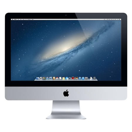 a2/ME086B/A Refurbished Apple iMac Core i5 8GB 1TB 21.5 Inch Iris Pro Graphics OS X Mountain Lion All-in-One - 2013