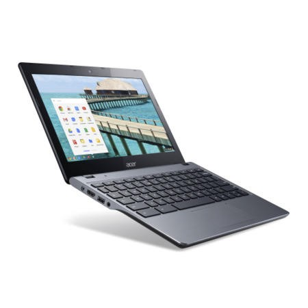 Refurbished Grade A3 Acer Aspire C720 2GB 16B 11.6 inch Google  Chromebook Laptop- Iron