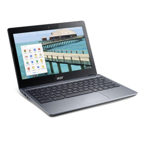 Refurbished Acer Aspire C720 Intel Celeron 2955U 2GB 16GB 11.6 Inch Chromebook