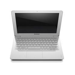Refurbished Grade A3  Lenovo IdeaPad S206 4GB 320GB Windows 8 Laptop in White