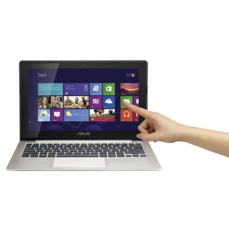 Refurbished Grade A1 Asus VivoBook S200E Core i3 4GB 500GB Windows 8 Touchscreen Laptop