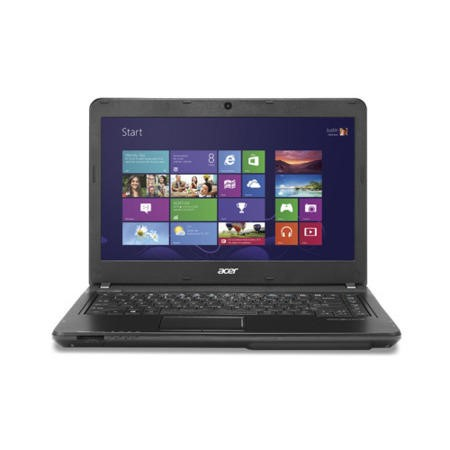 Refurbished Grade A1 Acer TravelMate P243-M Core i5 4GB 500GB 14 inch Windows 8 Pro Laptop with Windows 7 Pro Downgrade