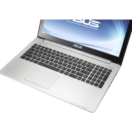 "Refurbished Grade A2 Asus S500CA Core i3-2365M 1.4GHz 4GB 500GB Windows 8 15.6"" Laptop in Silver & Black"
