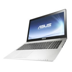 A1 Refurbished Asus VivoBook S500CA Core i3-2365M 1.4GHz 4GB 500GB Windows 8 Laptop in Silver & Black