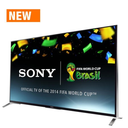 Ex Display - As New - Sony KDL55W955 55 Inch Smart 3D LED TV