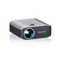 Ex Display - As new but box opened - Philips PPX2055 55 Lumens Pocket DLP Projector