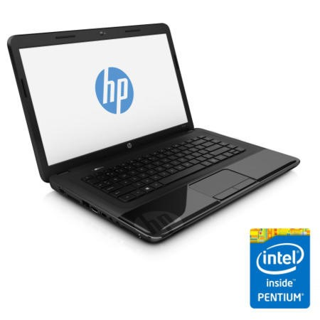 Refurbished GRADE A1 - As new but box opened - HP 250 G1 Intel® Pentium® Dual Core 4GB 500GB Windows 8 Laptop in Silver