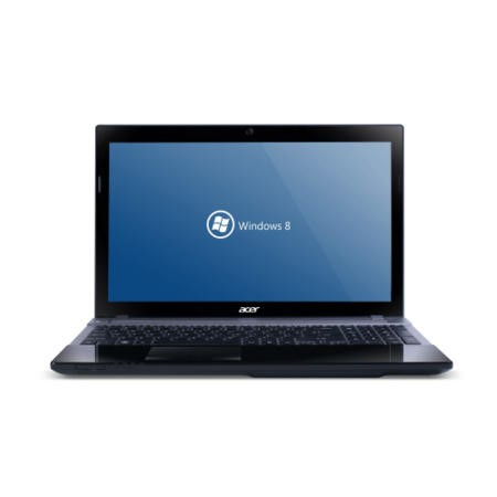 Refurbished GRADE A3 - Heavy cosmetic damage - Acer Aspire V3-571G Core i3 Windows 8 Laptop in Black