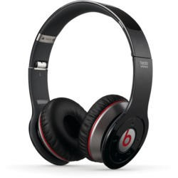 Refurbished Grade A2 Beats by Dr Dre Wireless Headphones - Black
