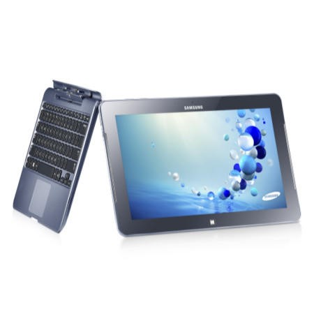 GRADE A1 - As new but box opened - Samsung ATIV Smart XE500T1C 2GB 64GB SSD 11.6 inch Windows 8 Pro Tablet PC with Keyboard Dock