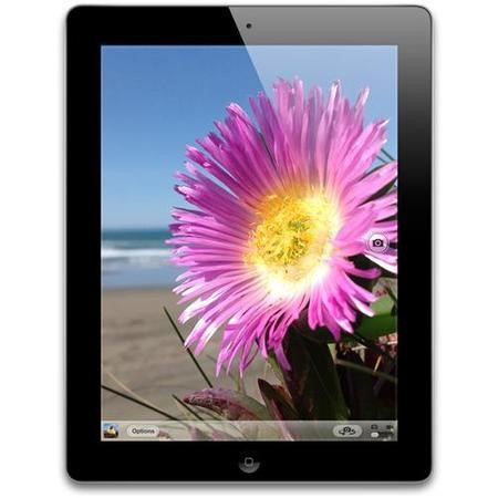 "Refurbished Grade A1 Apple iPad with Retina Display A6X Wi-Fi 128GB 9.7"" Black Tablet"