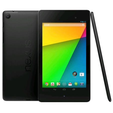 Refurbished Grade A1 ASUS Nexus 7 16GB Android 4.4 KitKat Tablet in Black