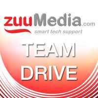 Team Drive (Business Backup and File Server) 25GB - 1 Year TEAMDRIVE25GB/1YR
