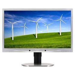 "Philips 220B4LPCS/00 22"" LED 1680x1050 VGA DVI 2xUSB Height Adjust Pivot Speakers Silver"