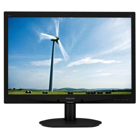 "Philips 24"" LED 1920 x 1200 16_10 1000_1 Monitor"