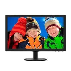 Philips 233V5LHAB/00 23 inch LCD Monitor with LED Backlight