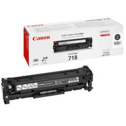 CRG 718 BLACK CARTRIDGE 6800P