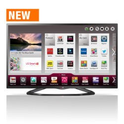 Ex Display - As new but box opened - LG 42LN575V 42 Inch Smart LED TV