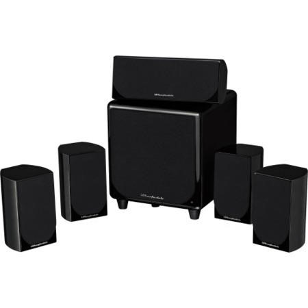 Wharfedale DX-1HCP/BK 5.1 Home Cinema AV Speaker System
