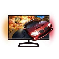 "Philips 278G4DHSD/00 27"" LED 1920x1080 VGA 3xHDMI 4xUSB Glossy Black Cherry Monitor"
