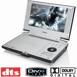 Toshiba SD-P1880 Personal DVD Player 11412/SD-P1880