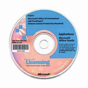 269-05584 Microsoft OfficeProfessionalPlus Sngl License/SoftwareAssurancePack Academic OLP 1License NoLevel