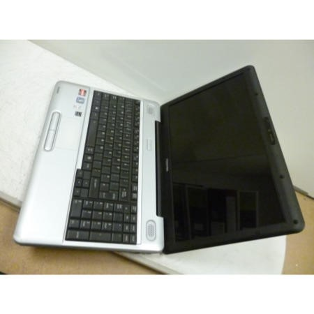 Preowned T2 Toshiba Satellite L500D-16M Windows 7 Laptop