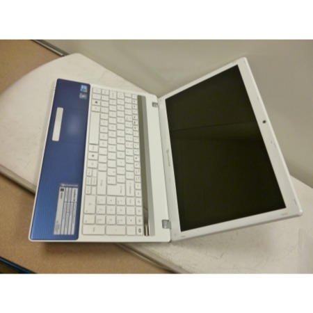 Preowned T2 Packard Bell TM99 LX.BPT02.002 - Blue/White Trim