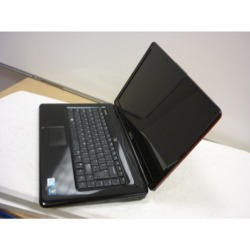 Preowned T2 Dell Inspiron 1545 1545-0925 Windows 7 Laptop in Black & Red