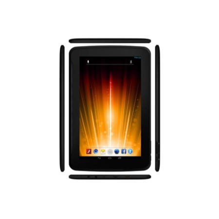 Tab Ten.1 Quad Core 1GB 16GB 10.1 inch Android 4.2 Jelly Bean Tablet in Black