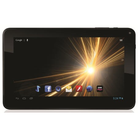 Tab Nine Dual Core 1GB 16GB 9 inch Android 4.1 Jelly Bean Tablet in Black