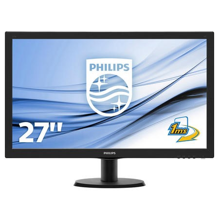 "Philips 273V5LHSB/00 27"" Full HD Monitor"