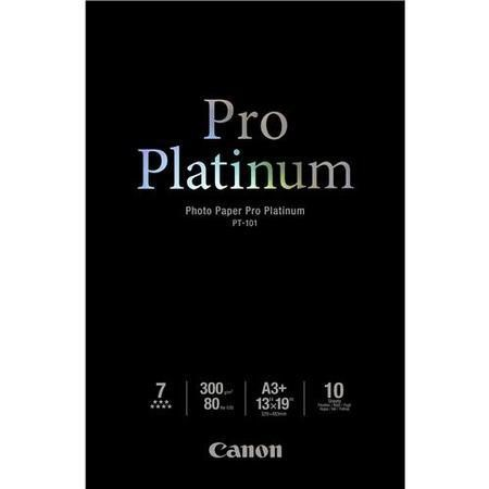 Canon Photo Paper Pro Platinum - photo paper - 10 sheets