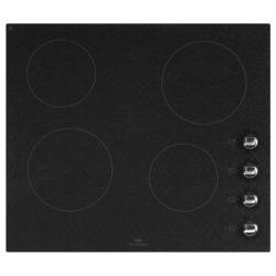 New World NWCR601 60cm Ceramic Hob - Black Granite Effect