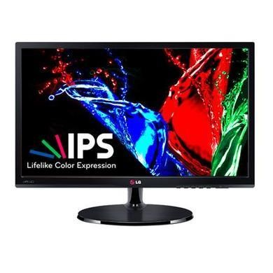 "LG 24EA53VQ 24"" IPS LED 19201080 VGA DVI HDMI Black Monitor"