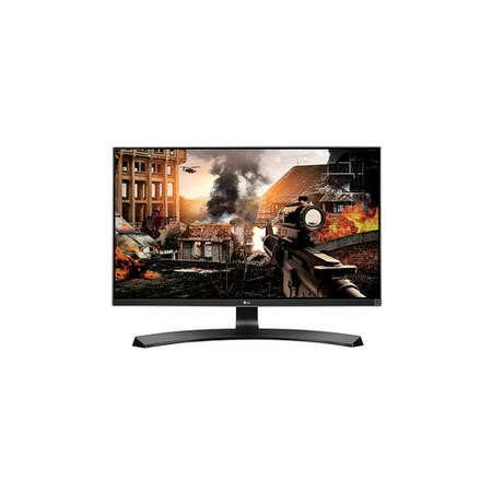 "LG 27UD68P 27"" IPS 4K Ultra HD Freesync HDMI Gaming Monitor"