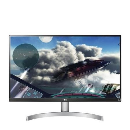 "LG 27UK600-W 27"" IPS 4K UHD HDR 10 HDMI Monitor"