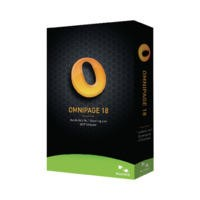Nuance OmniPage 18.0 International English