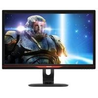 "Philips 242G5DJEB/00 24"" LED 1920x1080 VGA DVI 2xHDMI Display Port Height Adjust Pivot Speakers Black"