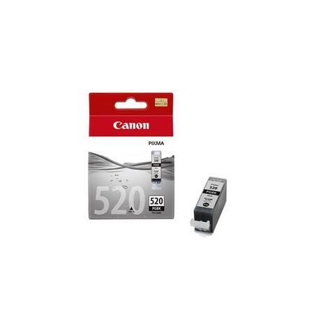 Canon PGI 520 - Ink tank - 1 x black - blister with security