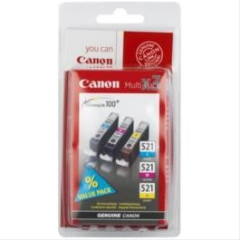 Canon CLI 521 Multipack - ink tank