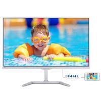 "Philips 246E7QDSW 24"" PLS FHD 16_9 15ms HDMI DVI VGA MHL Monitors"