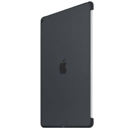 "Apple Silicone Case for iPad Pro 12.9"" in Charcoal Grey"